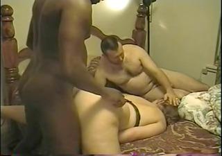 Cuck watches big-assed wife take a BBC seeding