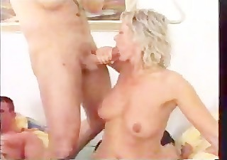 Hot sexy mature orgy